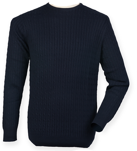 Arlington Wallace Cable Sweater