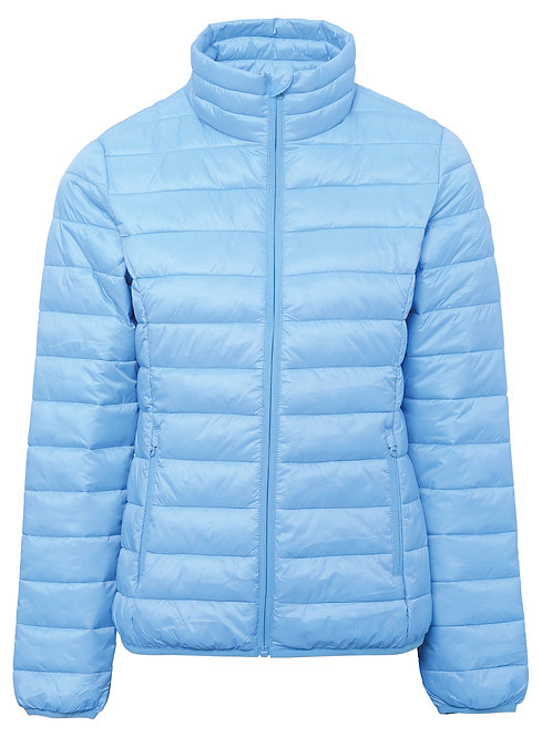 Ladies Arlington Wallace Bold Puffer Jacket