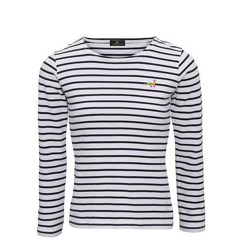Ladies Arlington Wallace Marine Long Sleeve T-Shirt