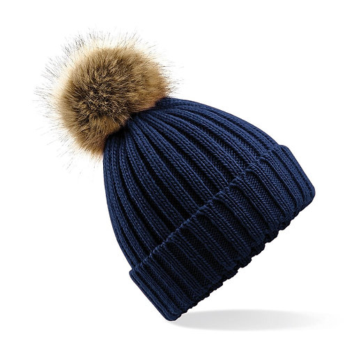 Arlington Wallace Rutland Faux Fur Bobble Hat