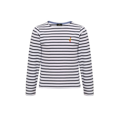 Children´s Arlington Wallace Marine Duckling Long Sleeve T-Shirt