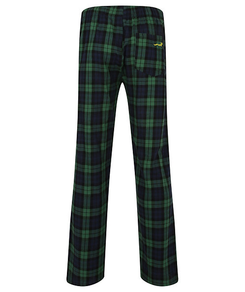 Arlington Wallace Tartan Frill Lounge Pants