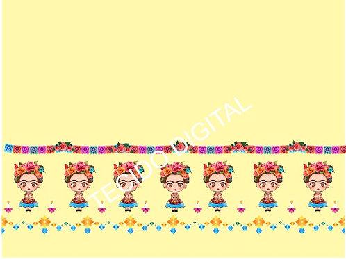 Tecido Digital Frida