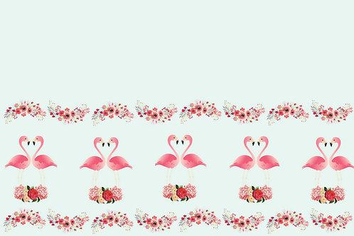 Barrado  Flamingos