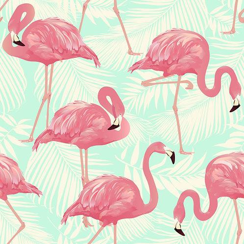 Coleção Verão Flamingos