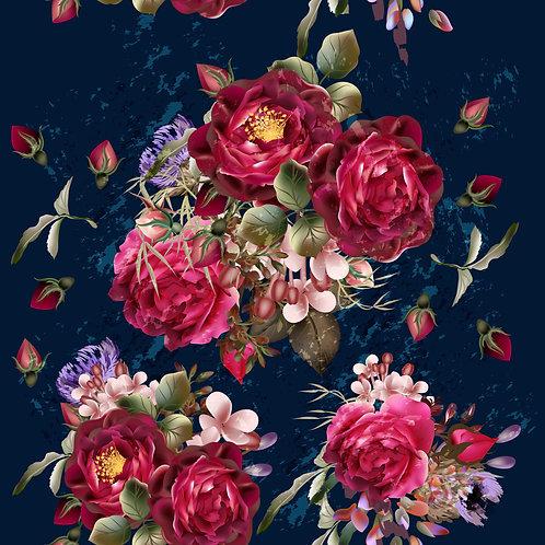 Estampa Coleção Rosas