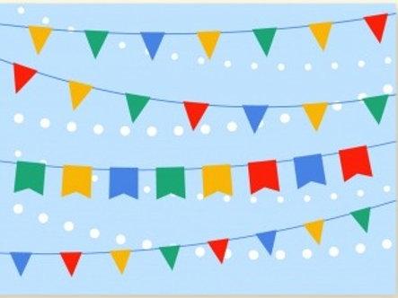 Barrado Festa Junina
