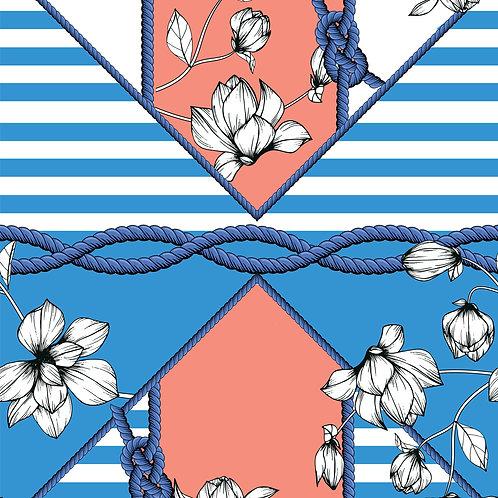 Floral Textura Verão