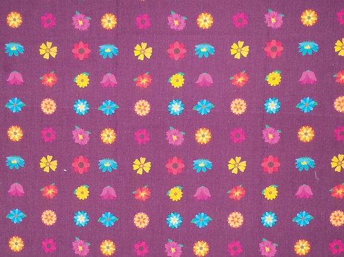 Tecido Flor