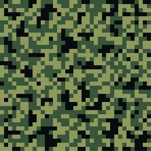 Coleção Militar Pixel