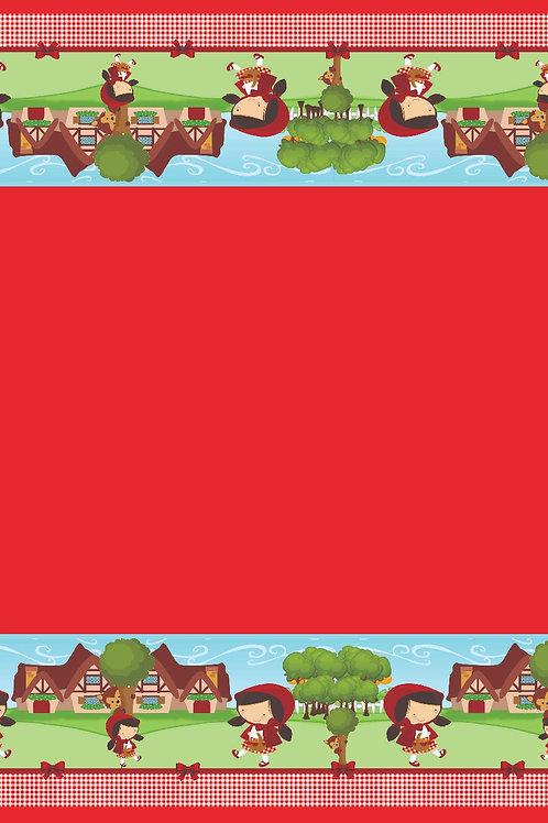 Barrado Chapeuzinho Vermelho