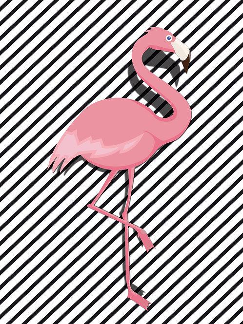 Canga Flamingo