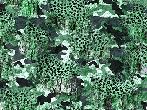 Onça Verde Oliva