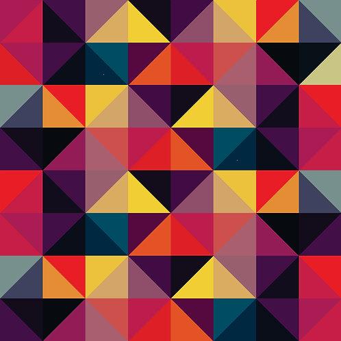Geométrica Vibrante