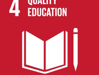 SDGs#4 - Educação de Qualidade