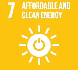 SDG's #7 - Energias Renováveis e Acessíveis