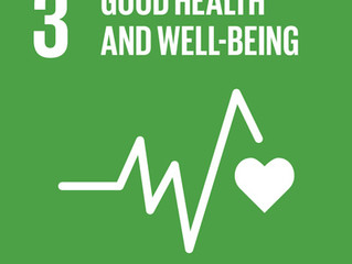 SDGs#3 - Saúde de Qualidade