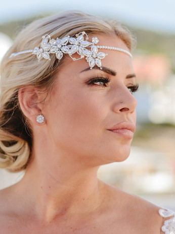 Bridal Hair & Makeup by Katy Gill Ibiza Makeup Artist
