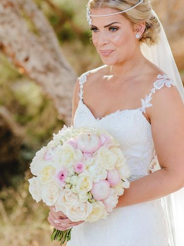 Bridal Hair & Makeup by Katy Gill Ibiza Makeup Artist