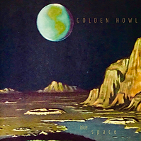 GOLDEN HOWL blue space ep release music