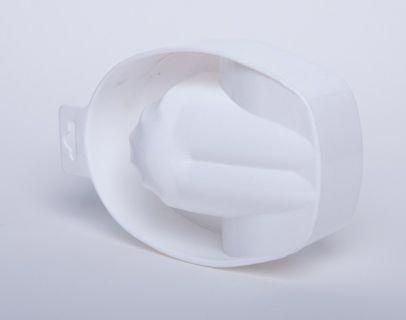 קערת מניקור פלסטיק