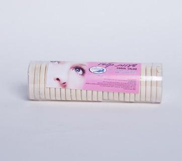 טבליות שעוות אלסטו לבנה למילוי 0.5 קילו