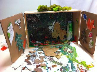 Notre boîte à forêt...