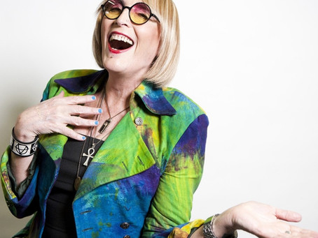 Podcast: Episode 01.09 SLC Performance Lab With Kate Bornstein