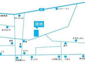 月極駐車場 【小出島 貸駐車場】3,500円~