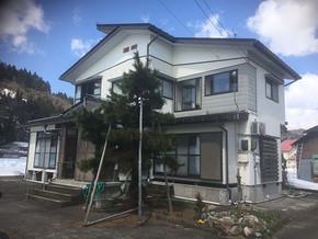 売中古住宅 【魚沼市青島中古住宅】商談中