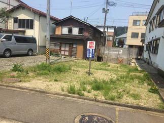 売土地【魚沼市四日町売土地】価格:200万円