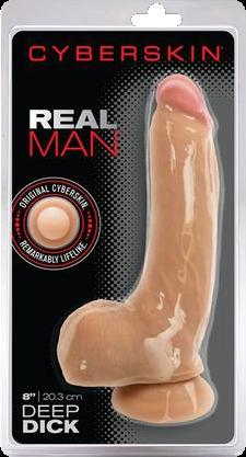Real Man Deep Dick (Flesh)