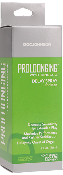 Proloonging Delay Spray For Men (29.5ml)