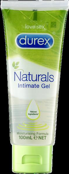 Durex Naturals Intimate Gel 100mL