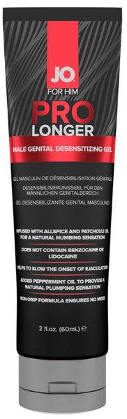 System Jo For Him Prolonger Desensitizing Gel (60ml)