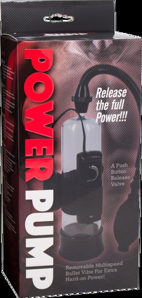 Seven Creations Power Pump Vibrating