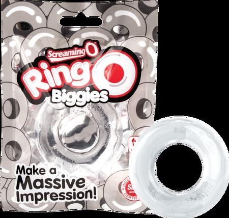 Screaming O Ring O Biggie Clear