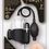 "Thumbnail: Lust Pumper 8"" Vibrating Pump With Gauge - Ass (Clear)"