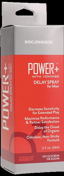 Power Delay Spray For Men (29.5ml)