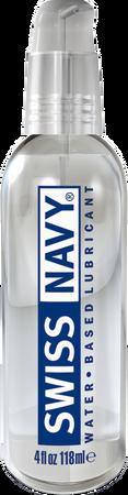 Swiss Navy Water Based Lubricant (118ml)