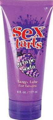 Sex Tarts Grape Soda 177mL