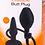 Thumbnail: Seven Creations Inflatable Butt Plug- Small (Black)