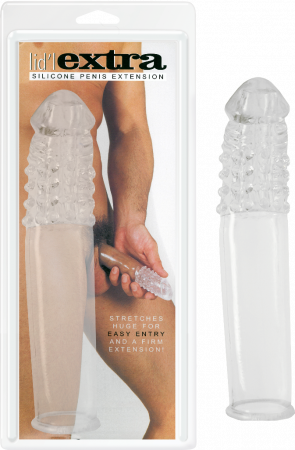 Lid'l Extra (Clear) Penis Sleeve