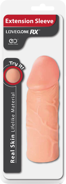 Loveclone 6 inch Penis Extension