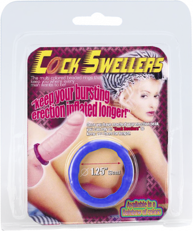 Excellent Power Cock Swellers Blue