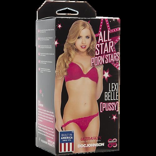 Lexi Belle All Star Porn Star Pussy