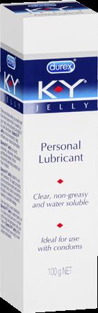 K-Y Personal Lubricant (100g)