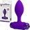 Thumbnail: Pretty Love Vibra Butt Plug (Purple)