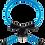 Thumbnail: Seven Creation Ace Erection Ring (Blue)