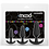 Thumbnail: Naughty 1 Trainer Set (Black)